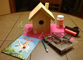 Birdhouse Supplies