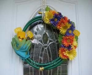 Gardening Wreath