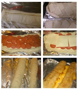 Steps to Make Stuffed Bread