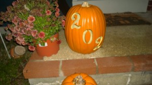 Address Pumpkin