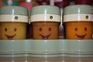 Baby Food Bottles