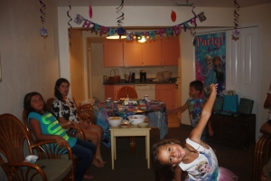 Myla's Surprise Party