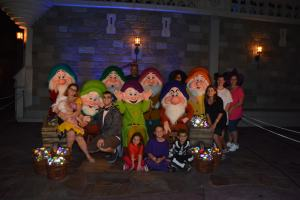 The Rare Seven Dwarfs!