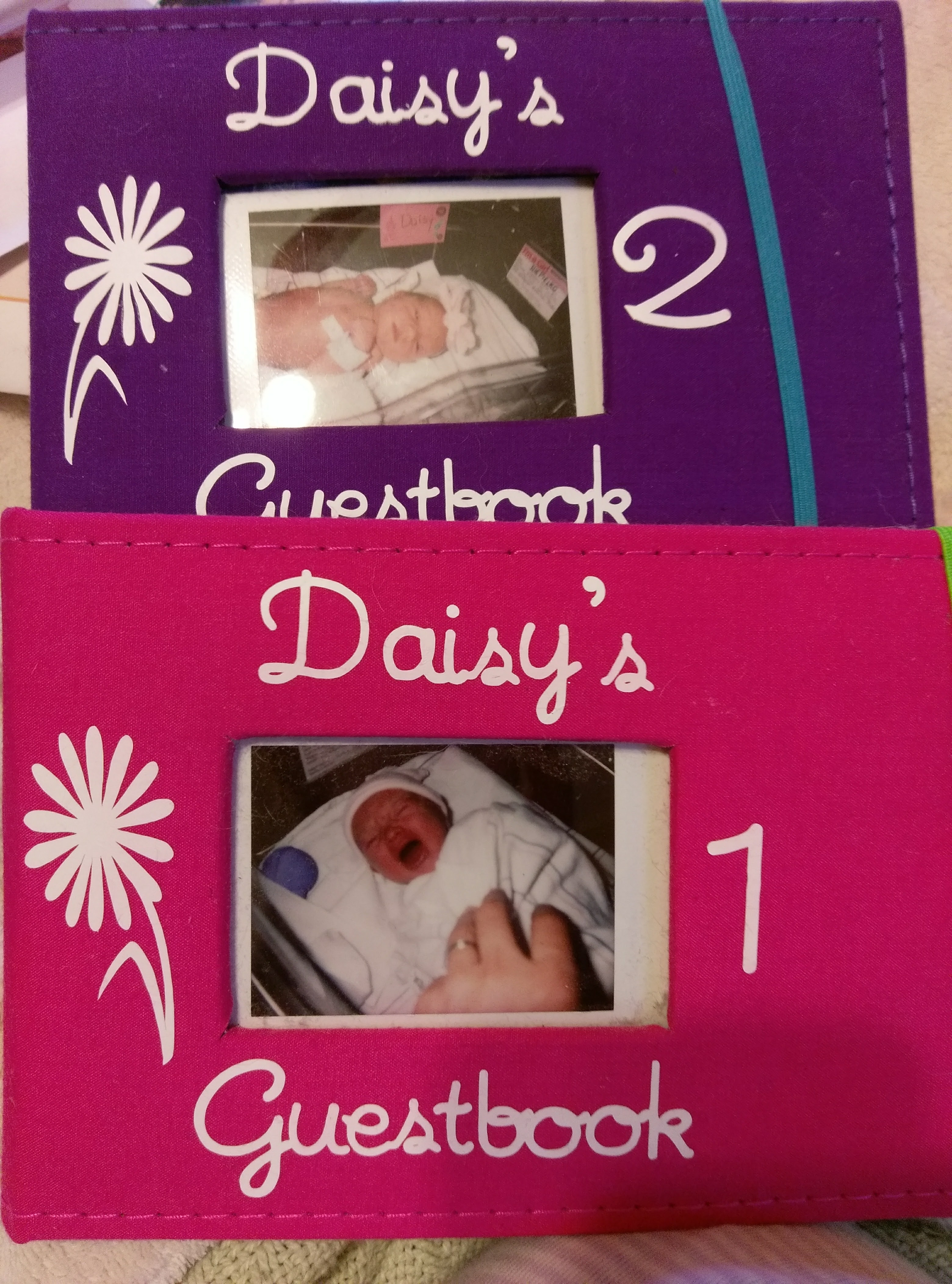 Daisy's Guestbooks